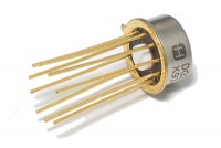 INTEGRATED CIRCUIT SWITCH DG200 TO99 (golden)