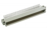 DIN 41612 64-PIN A+C ANGLED MALE