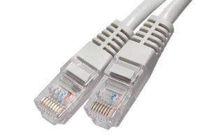 CAT5e NETWORK CABLE UNSHIELDED 10m