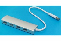 USB 3.0 4/1-PORT HUB
