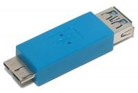 USB 3.0 OTG ADAPTERI (sininen)