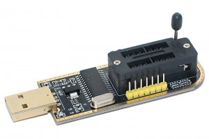 USB-OHJELMOINTILAITE EEPROM/FLASH MUISTIPIIRIT