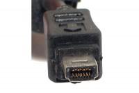 USB 2.0 VÄLIJOHTO A-UROS / KAMERA 14-PIN (FUJI) 1,8m