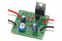 HOBBY KIT FK807, DC REGULATOR 0-12V 500mA