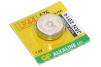 ALKALINAPPIPARISTO 1,5V (LR44, V13GA)