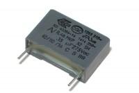 FILTER CAPACITOR 150nF 275V~X2 R15