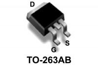 IGBT 430V 20A 125W TO263AB