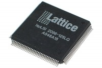 CPLD PROGRAMMABLE LOGIC IC PQFP128