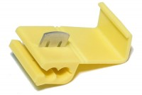 TAP-OFF CONNECTOR YELLOW