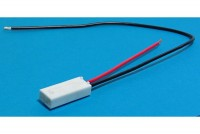 JST EL CONNECTOR 2-POLE JACK +WIRE 0,5mm2