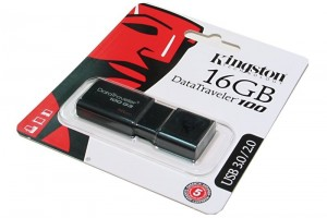 USB 3.0 MUISTITIKKU Kingston DataTraveler 16GB