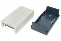 BOPLA GRAY PLASTIC BOX IP40 30x50x65mm