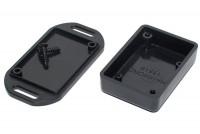 HAMMOND BLACK PLASTIC BOX 15x35x50mm