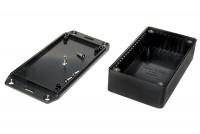 HAMMOND BLACK PLASTIC ENCLOSURE 31x62x112mm