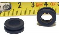 RUBBER CABLE GROMMET 12/10mm