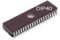 EPROM MEMORY IC 256Kx16 80ns DIP40