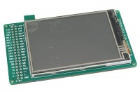 """COLOUR 3.2"""" TFT LCD MODELU 320x240 WITH TOUCH SCREEN (SPI)"""