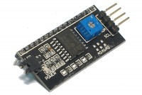 I2C MODULE FOR LCD DISPLAYS