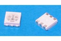 RGB-LED SMD PUN/VIH/SIN 6-PIN.