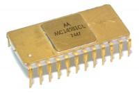 CMOS-LOGIC IC ARITH 4581 GOLDED DIP24