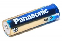 ALKALINE BATTERY 1,5V AA-SIZE Panasonic Evolta