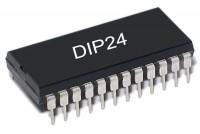 SRAM MEMORY IC 2Kx8 100ns DIP24