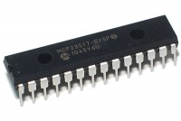 INTEGRATED CIRCUIT IO MCP23S17 (SPI)