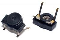 ELEKTRET MICROPHONE Ø6mm WITH LEGS