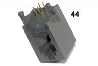 RJ9 (4P4C) SOCKET PCB