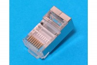 RJ45 CONNECTOR FOR CAT5-FTP SOLID CABLE