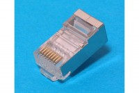 RJ45 CONNECTOR FOR CAT6-FTP SOLID CABLE