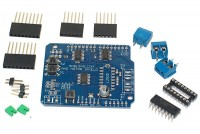 ARDUINO COMPATIBLE MOTOR SHIELD KIT (stackable)