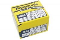 LITHIUM BATTERY 6V 34x45x17mm 10pcs BOX