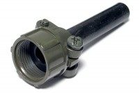 CABLE CLAMP 24/28-SIZED SHELL
