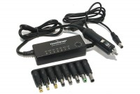 NETBOOK CAR POWER SUPPLY 30W 12/24V7,5-19VDC