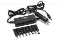 NETBOOK CAR POWER SUPPLY 30W 12/24V7,5-19VDC