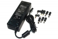 NOTEBOOK POWER 146W 12-24VDC +USB 5V 0,5A