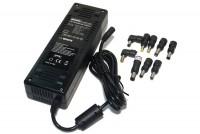 NOTEBOOK POWER 146W 12-24VDC +USB 5V 0,5A