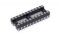 IC SOCKET 22-PINS (DIP22, DIL22)