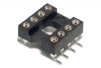 IC SOCKET 8-PINS SMD (DIP8, DIL8)