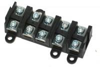 SCREW TERMINAL BLOCK 5-WAY 1,5-4mm2