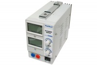 POWER SUPPLY SINGLE OUTPUT 0-15VDC 3A