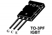 IGBT 1400V 12A 100W TO3PF