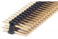 PIN HEADER 2x40 R2,54