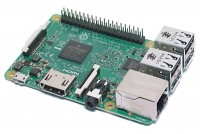 Raspberry Pi 3 Model B 64bit QuadCore+1GB+Wifi+BT