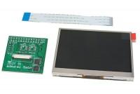 "RASPBERRY PI 3.5"" RGB TFT LCD-NÄYTTÖ 320x240 (SPI)"