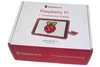 "Raspberry Pi 7"" 800 x 480 KOSKETUSNÄYTTÖ"