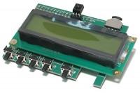 RASPBERRY PI LISÄKORTTI PiFace Control&Display (LCD)