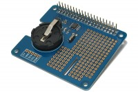 RASPBERRY PI 3/2/B+ BOARD RTC-CLOCK (DS1307)