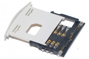 OUTSALE SIM CARD CONNECTOR PCB SMD